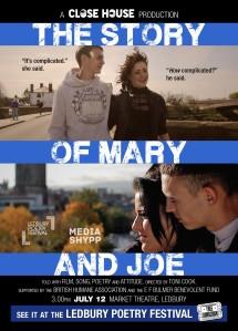 Mary & Joe, Ledbury, 12th July