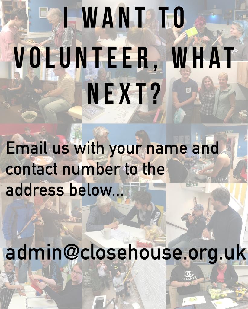 CloseHouse A4 Vol Drive - What Next Mk||